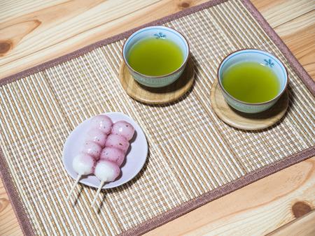 日本と、和菓子