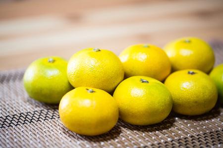 mandarin: Mandarin oranges