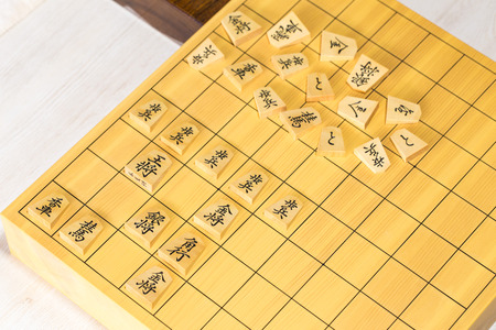 arts culture and entertainment: Japanese chess