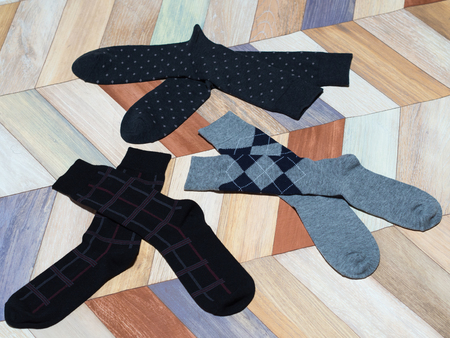 legroom: Socks
