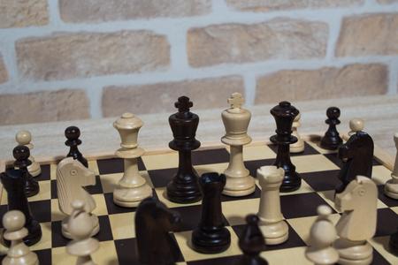 Chess Stok Fotoğraf - 80616002