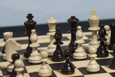 Chess Stok Fotoğraf - 80616006