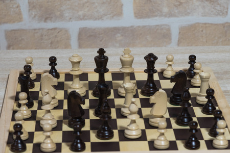 Chess Stok Fotoğraf - 80616012
