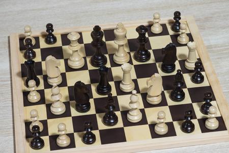 Chess Stok Fotoğraf - 80616014