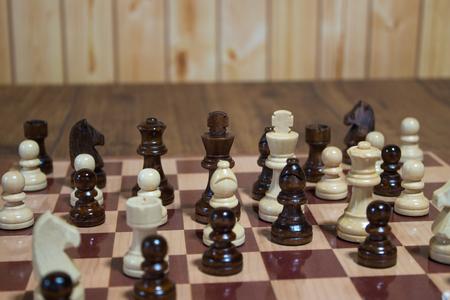 Chess Stok Fotoğraf - 81935165