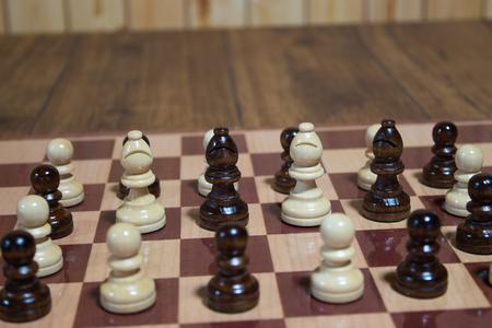 Chess Stok Fotoğraf - 81935168