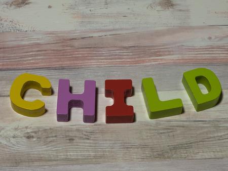CHILD 写真素材