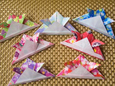 Kabuto origami