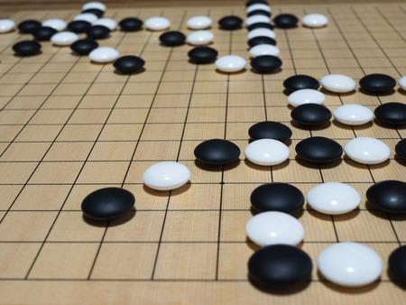 Chinese chess Go