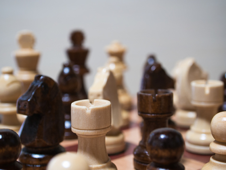 Chess 写真素材