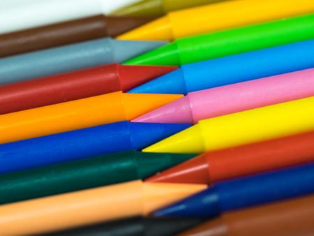 A colorful Coupe pencil