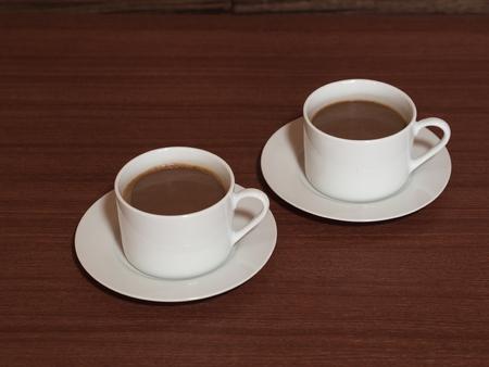 Milk cocoa 写真素材