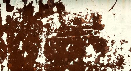 rusty: rusty metal background