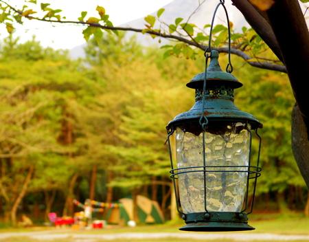 padding: Lamps and natural