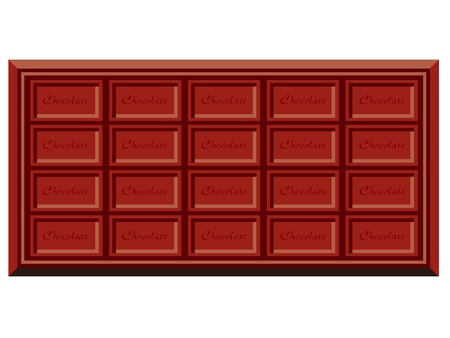 Illustration - Chocolate Vector  Vector
