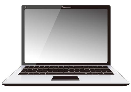 laptop screen: Laptop PC port�til