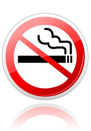 no smoking Illustration