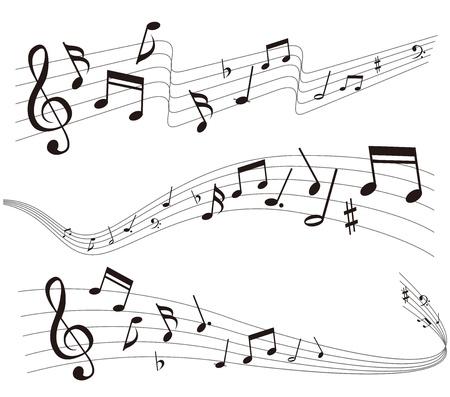 crotchets: music note
