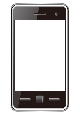 smartphone cellular Vector