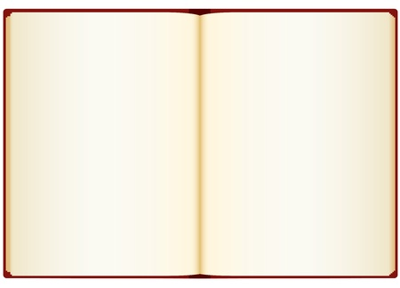 old book Stock Vector - 16067358