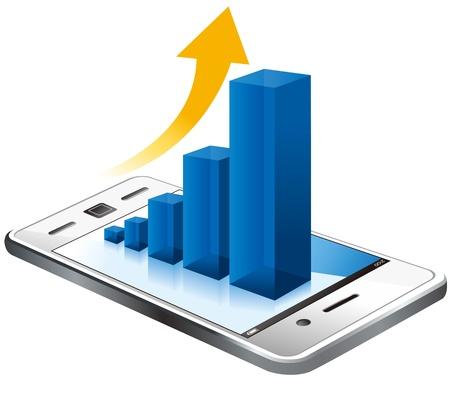 dimensionally: smart phone graph