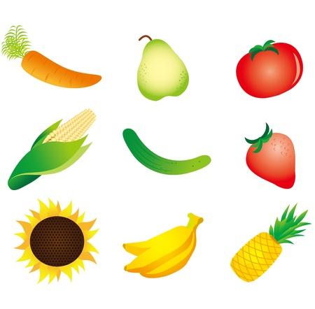 corn flower: Vegetables