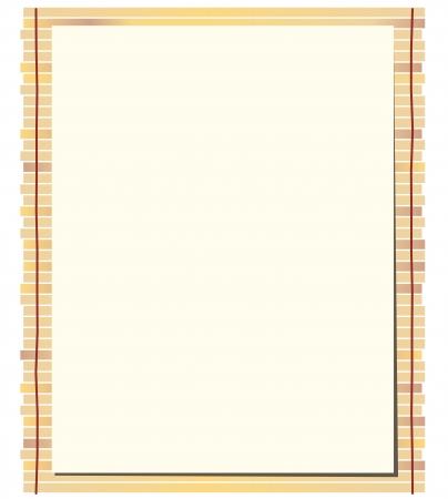 Bamboo mat background  Stock Vector - 21732393