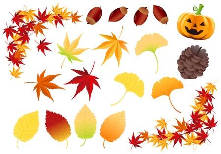 Autumnal parts