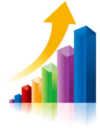 upward graph: color graph