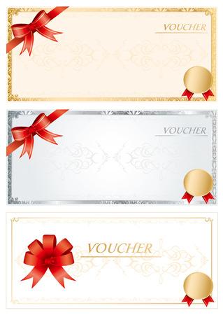 Voucher Vector Stock Vector - 23864021