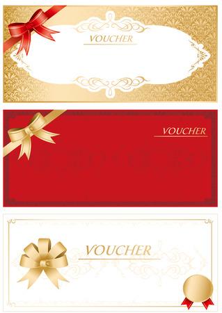 Voucher Vector Stock Vector - 23864022