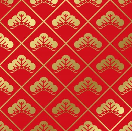 japonais motif Vecteur