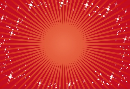 red background Vector Imagens - 24986634
