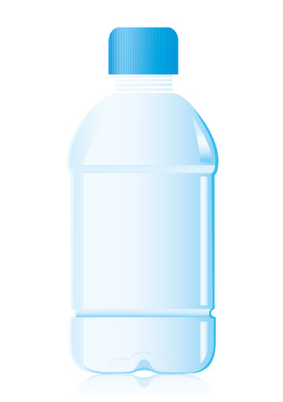 pet bottle Vector