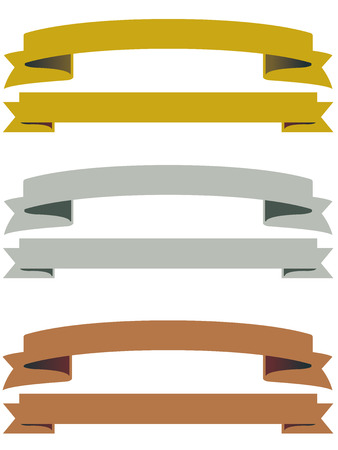 ribbon Vector Vector