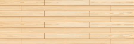 木製の床のテクスチャ ベクトル