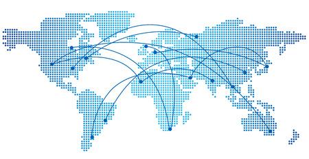 global image Vector Illustration
