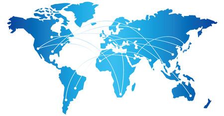 globalny grafika wektorowa