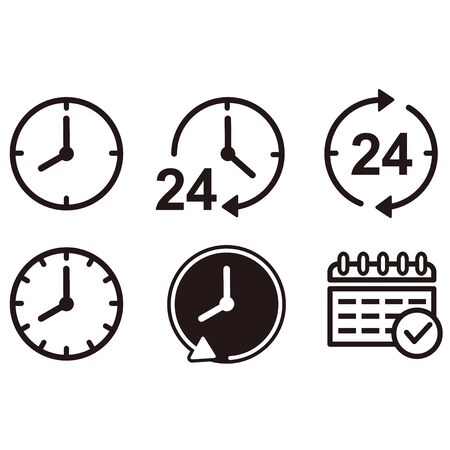watch sign icon illustration vector