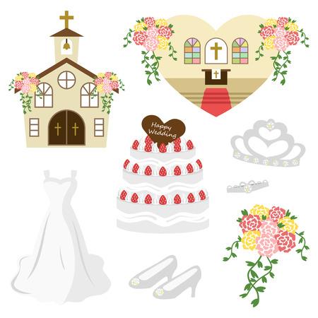 wedding reception decoration: Wedding