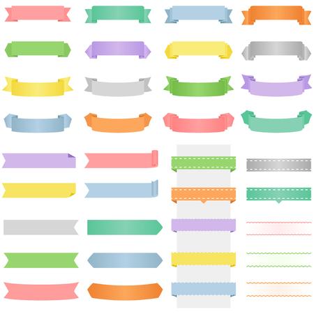 picked: Ribbon set