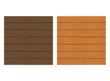 木材の背景セット