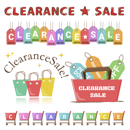 Clearance decorative letters