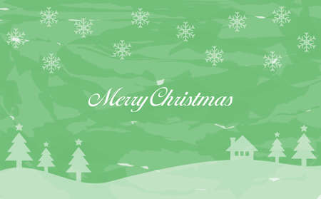 Annual event Christmas tree watercolor background