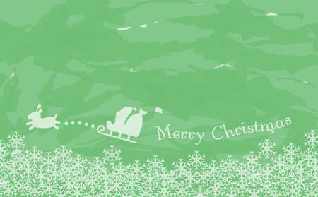 Annual Event Christmas Santa Claus Watercolor Background