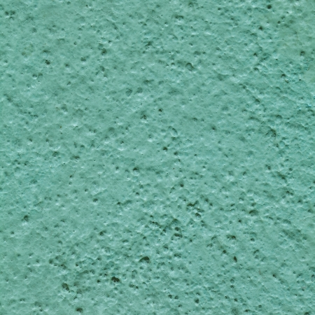 knobby: close-up of dusty green wall