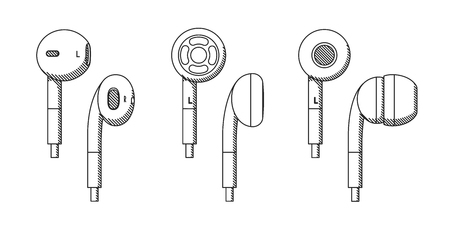 drawing of set of plugs and adjustment