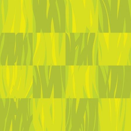 Green geometric checkerboard pattern Vector