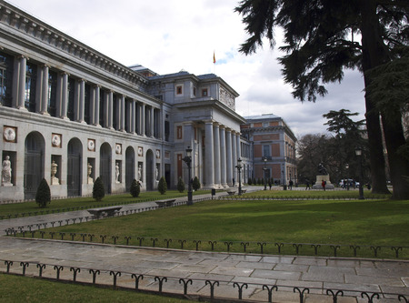 velazquez: Prado Museum, Madrid, Spain
