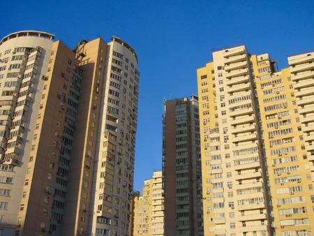 multy:    buildings